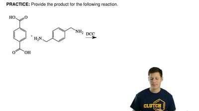 Provide the product for the following reaction.  ...