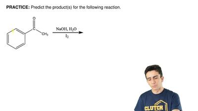 Predict the product(s) for the following reaction. ...