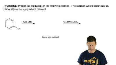 Predict the product(s) of the following reaction. If no reaction would occur, ...