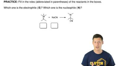 Fill in the roles (abbreviated in parentheses) of the reactants in the boxes. ...